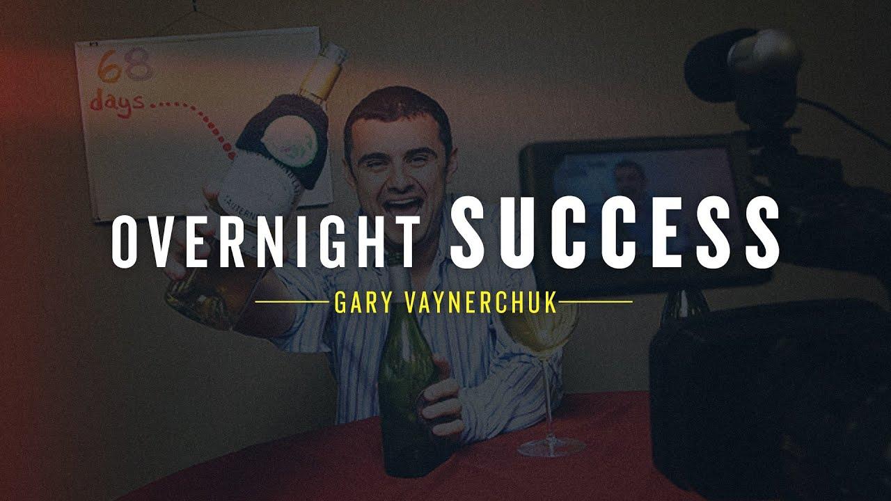 Success Quotes Desktop Wallpaper Overnight Success Gary Vaynerchuk Youtube