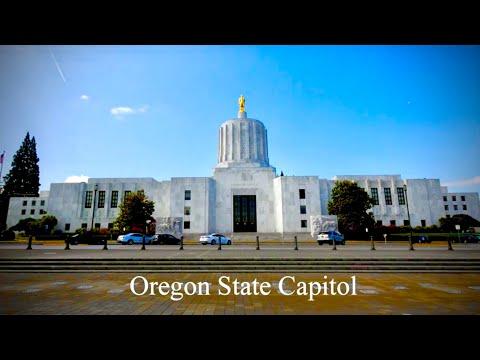 Oregon State Capitol