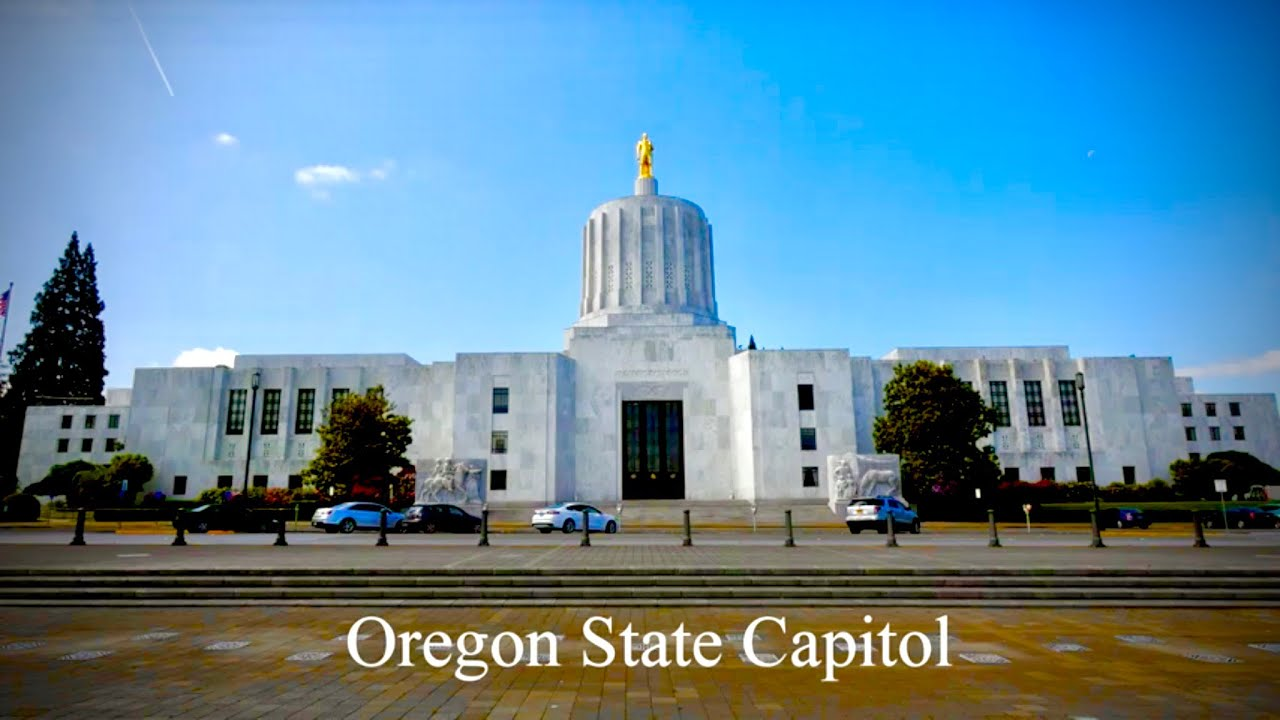 Image result for oregon state capitol