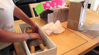 Opening My New American Girl Doll!