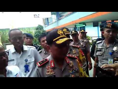 Kapolda Lampung Mengecek Kesiapan Arus Mudik di Pelabuhan Bakauheni Mp3