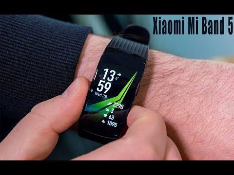 Xiaomi Mi Band 5 - самый лучший в мире спортивный браслет