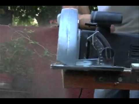 Como hacer como rebajar una puerta youtube - Como hacer una puerta mosquitera abatible ...