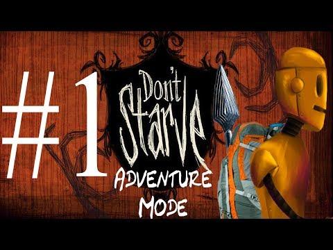 Don't Starve - Adventure Mode: Archipelago (Part 1)