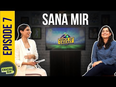Sana Mir in conversation with Zainab Abbas - Voice of Cricket Episode 7
