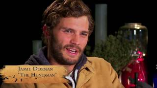 Jamie Dornan - Chapter 7 of Once Upon A Time - The Huntsman