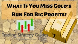What If You Miss Gold's Run For Big Profits! + Apple, S&P 500, & GBPCAD
