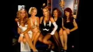 Girls Aloud i think where alone now making of 19.11.06 pt 1 of 2