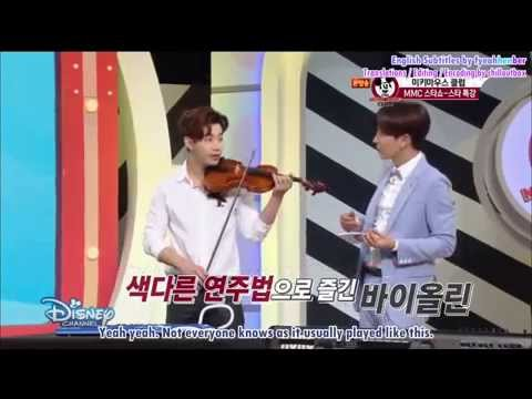 (eng) 150917 Mickey Mouse Club Ep. 9 (Henry cut)