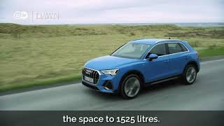 Taking the Audi Q3 for a test drive