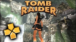 Tomb Raider Anniversary PPSSPP Gameplay Full HD / 60FPS