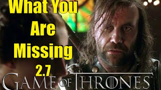 Game of Thrones: What You Are Missing 2.7