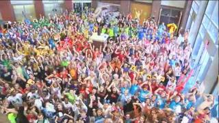 Hanover County, Virginia 2011 -- LIP DUB:  ROLL WITH THE CHANGES
