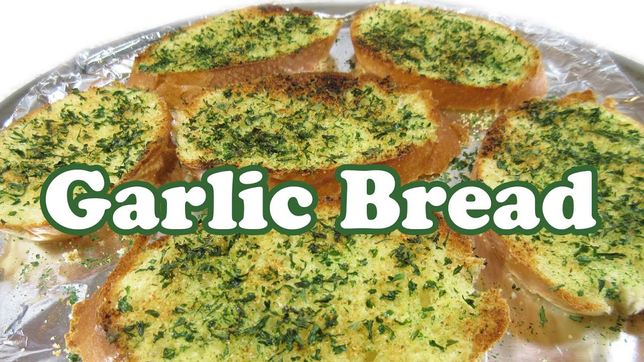 How To Make Garlic Bread Butter Spread Recipe Best Easy Homemade French Bread Recipes Jazevox Cook Youtube