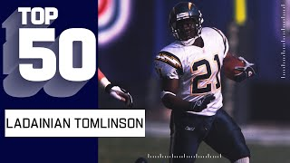 LaDainian Tomlinson Top 50 Most Electrifying Plays!