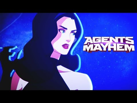 Agents of Mayhem All Cutscenes Movie (Game Movie) - Main Missions and Agent Operations