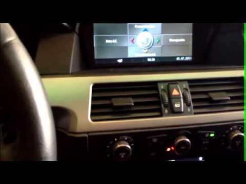 C 243 Mo Instalar Radio Navegador En Bmw Serie 5 Madrid Audio Youtube