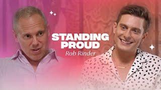 Rob Rinder speaks of his past gay shame
