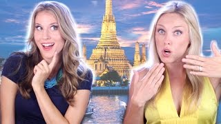 """Bangkok, Thailand Travel Guide -- """"Go or No"""" Review"""