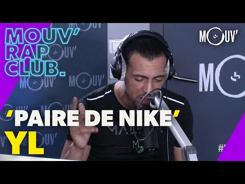 Youtube: YL : « Paire de Nike » (Live @Mouv' Rap Club)