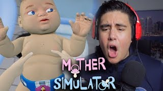 I ALWAYS KNEW I'D BE A GREAT MOTHER | Mother Simulator