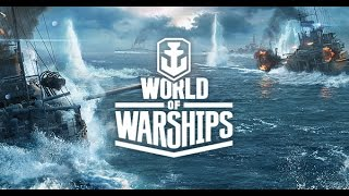 Летсплей world of warships [by Azazin]