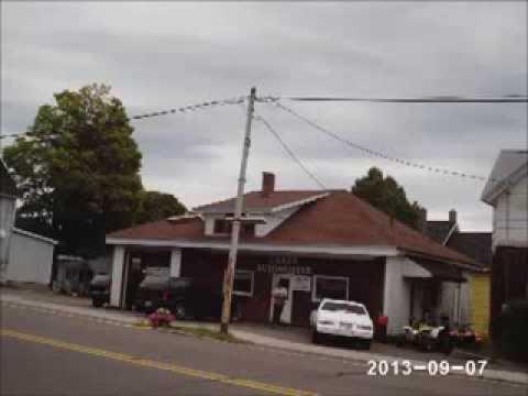 The friendly town of Lake Linden, MI