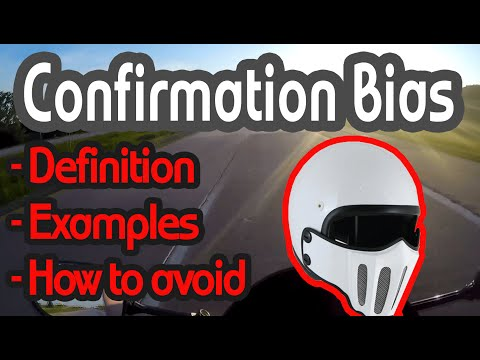 Confirmation Bias - Definition, Examples and How to Avoid - Psychology Motovlog
