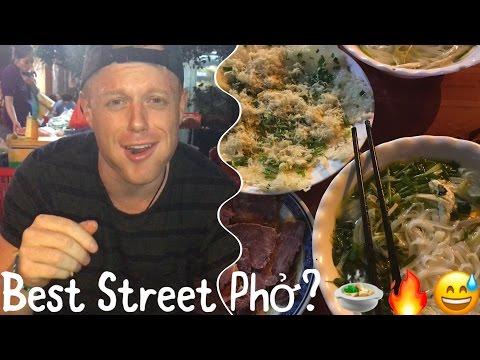 Best Street Pho Restaurant? 🍲 Phở Hà - Hàm Nghi District 1 Saigon, Ho Chi Minh City Food Porn 2017
