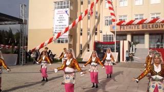 FETHİYE BELEDİYE FEN LİSESİ FOLKLOR EKİBİ