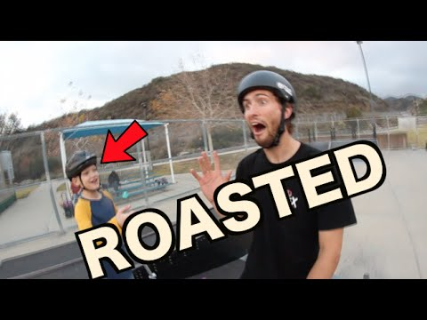 Thumbnail: ROASTED BY A 5 YEAR OLD