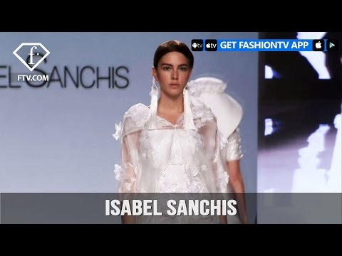 Barcelona Bridal Week - Isabel Sanchis | FashionTV