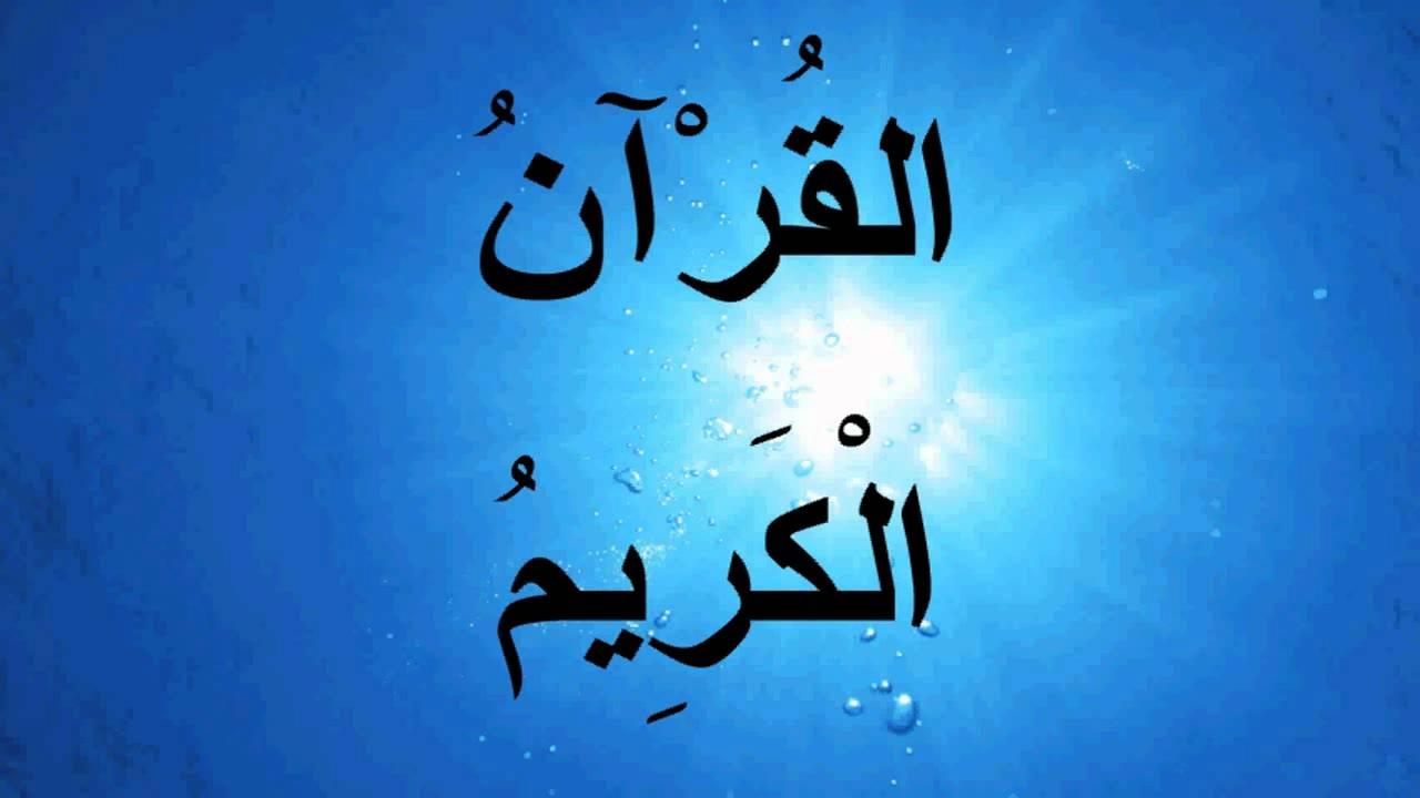 تحميل القرآن الكريم مجانا pdf