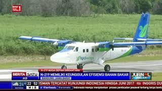 Pesawat N-219 Sukses Lewati Uji Coba Kedua