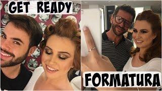 Get Ready with me - Minha Formatura (Se arrume comigo)