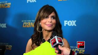 Guest Judge Paula Abdul at SYTYCD 10 WK 3 Live Show