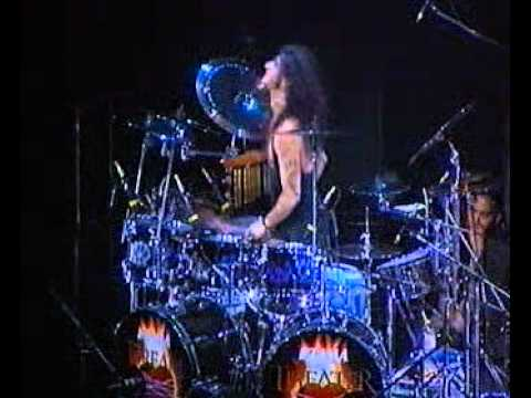 Dream Theater - Mike Portnoy drum solo