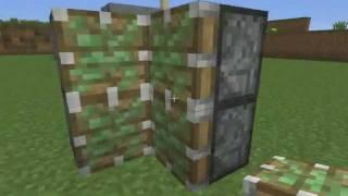 видео: Лучшие механизмы в Minecraft серия 8 (секретный проход)