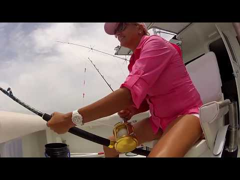 Deep Sea Fishing Video- Marlin Fever- Atlantida Punta Cana