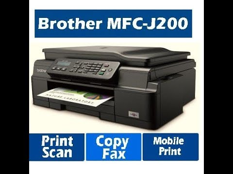brother-mfc-j200-3-in-1-printer-(unboxing)
