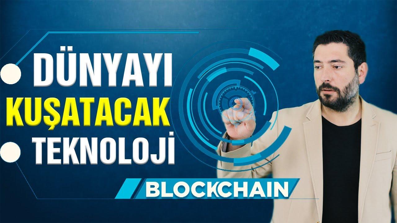 Hepimiz Bu Teknolojiyi Öğrenmek ZO-RUN-DA-YIZ - Blockchain Nedir?