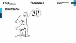 Innere Medizin ─ Pneumonie Teil 1/2