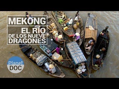 Mekong. El Rio de los Nueve Dragones | Documentales Completos - Planet Doc