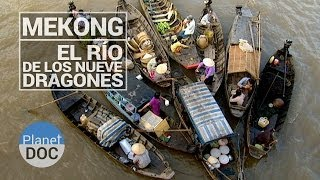 Mekong. El Rio de los Nueve Dragones | Documentales Completos - Planet Doc