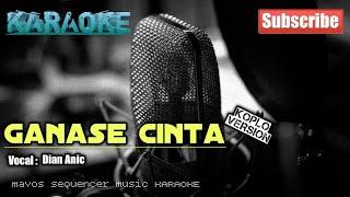 Download Ganase Cinta |KOPLO VERSION| -Dian Anic- KARAOKE