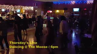 Line Dancing at the Moose - Zydeco-Soul-RnB