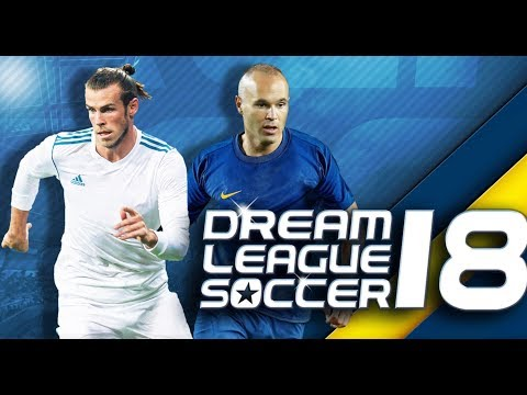 DreAm league soccer 2018 new game