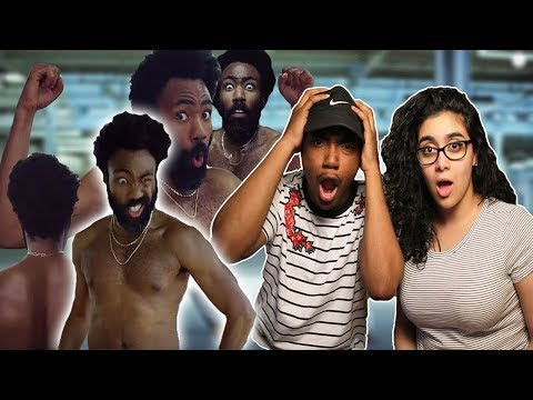 Childish Gambino - This Is America (Official Video) REACTION 🔥 | WHATS THE MEANING OF THIS VIDEO?🤔