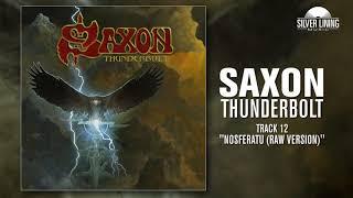 Saxon - Nosferatu - Raw Version (Official Track)