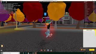 An Aura Glitch New (ROBLOX SPTS)